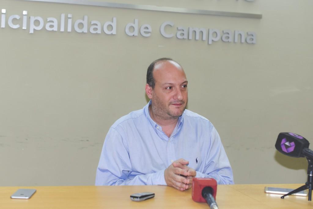Sergio Roses asumió como secretario de Descentralización