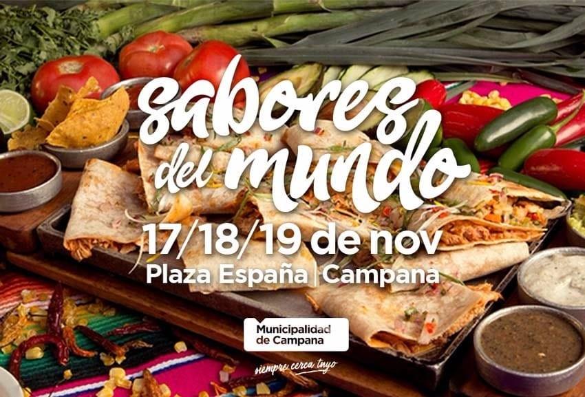 "Este fin de semana ""Sabores del Mundo"" llega a la plaza España"