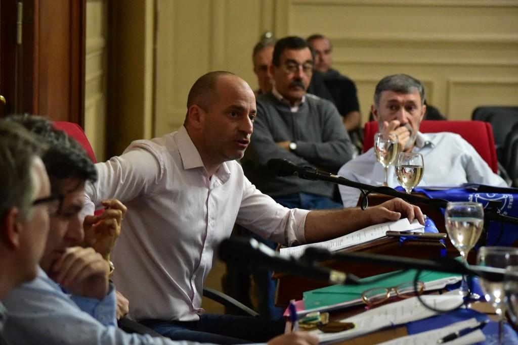 """Marco Colella: """"La Provincia nos termina dando la razón con el Fondo Educativo"""""""