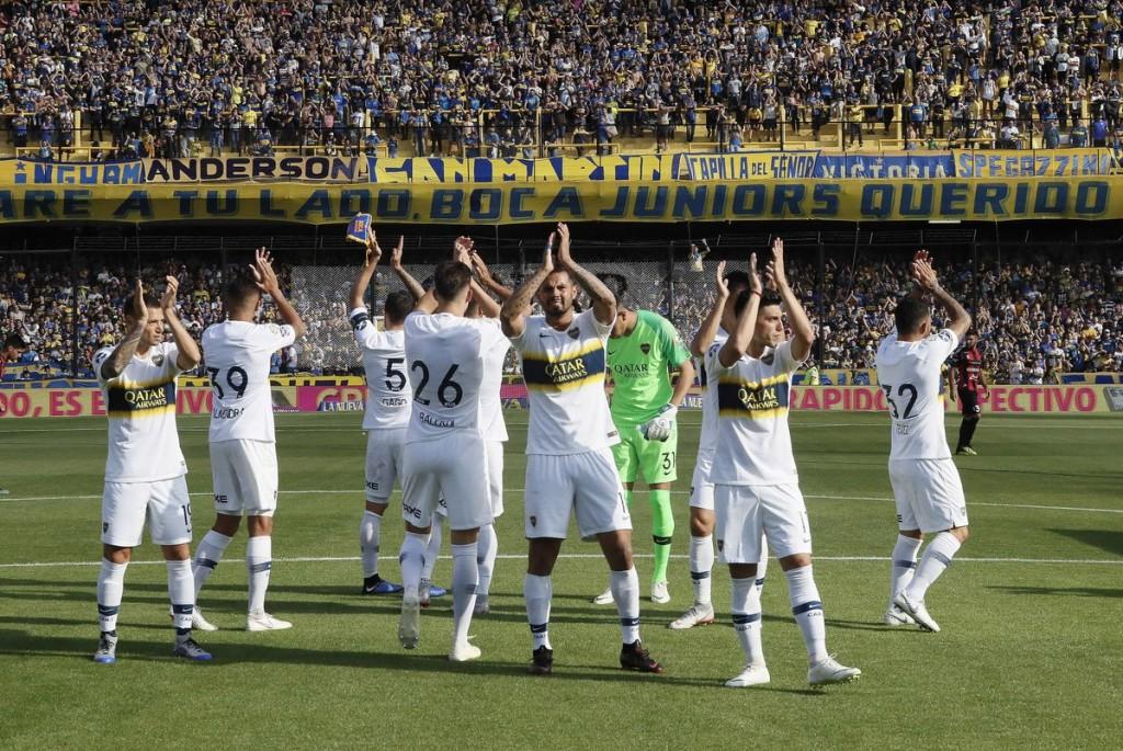 Boca Juniors derrotó a Patronato de Paraná por 1 a 0