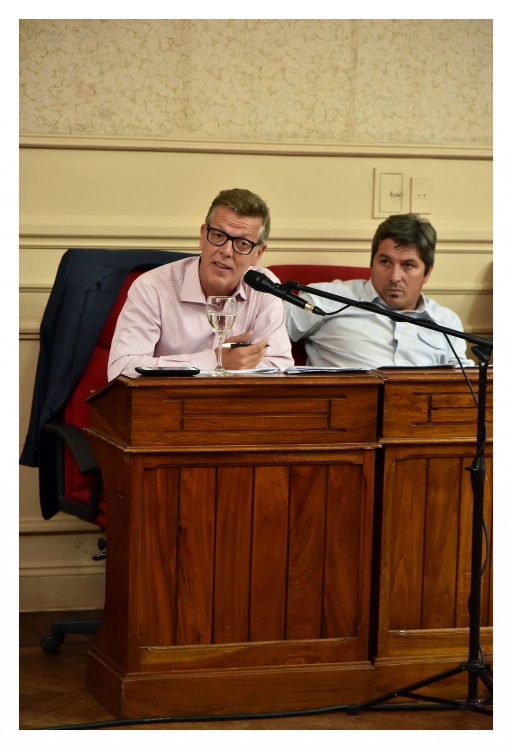 Axel Cantlon se refirió a proyectos aprobados en la última sesión del Concejo Deliberante