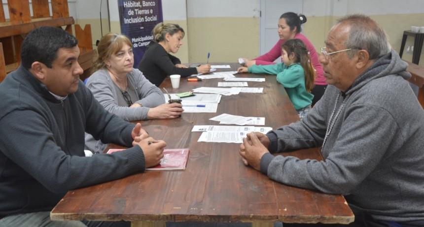 Escrituras: el Municipio informa el cronograma de visitas de la oficina móvil