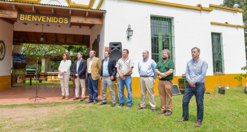 Campana celebró el Día de los Parques Nacionales
