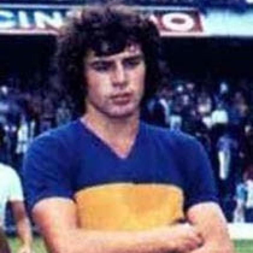 Enzo Ferrero en la previa de Boca Juniors vs River Plate