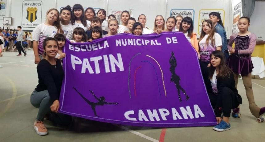 Destacada actuación de la Escuela Municipal de Patín en torneo de interligas