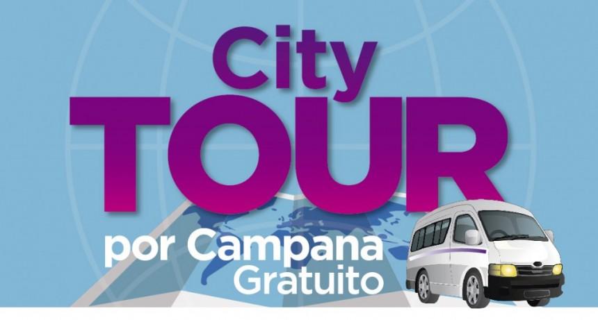 Fiesta del Primer Automóvil: habrá un city tour para conocer los atractivos campanenses