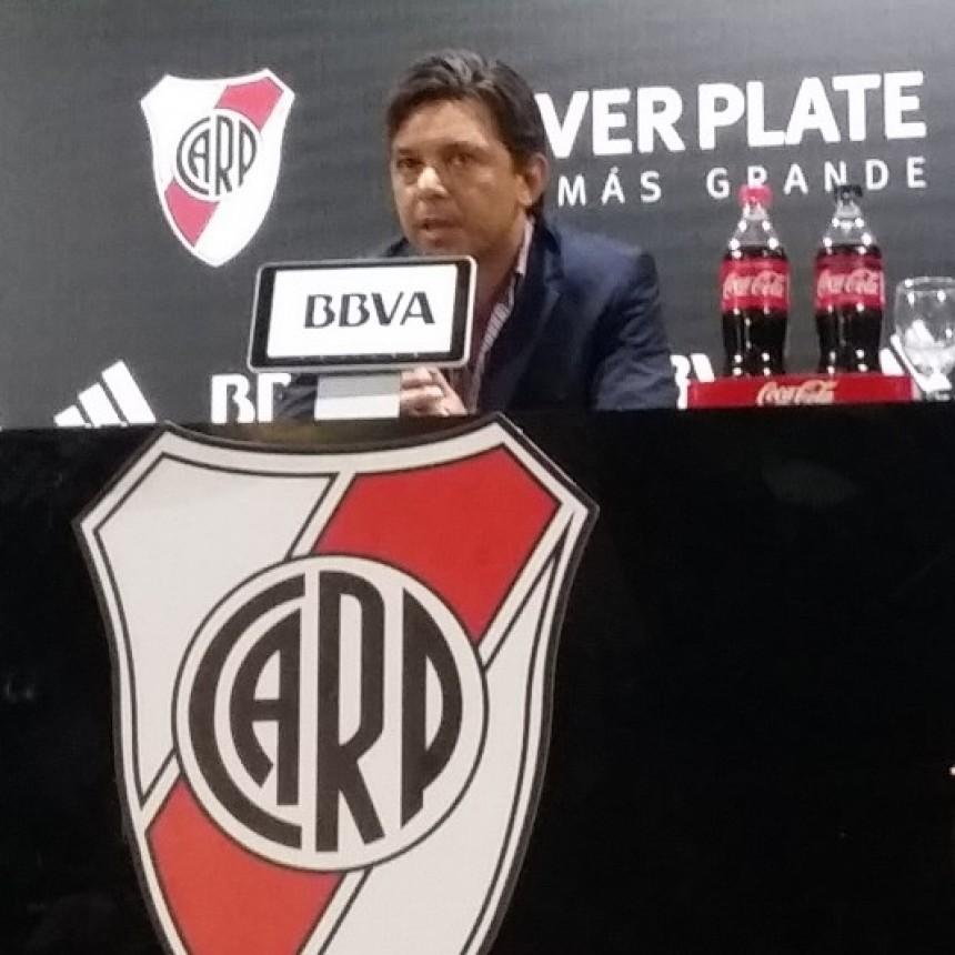 Marcelo Gallardo:  vivir el partido desde tan lejor fue una situación horrible