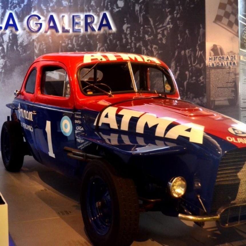 Mucha historia presente en la Fiesta del Primer Automóvil