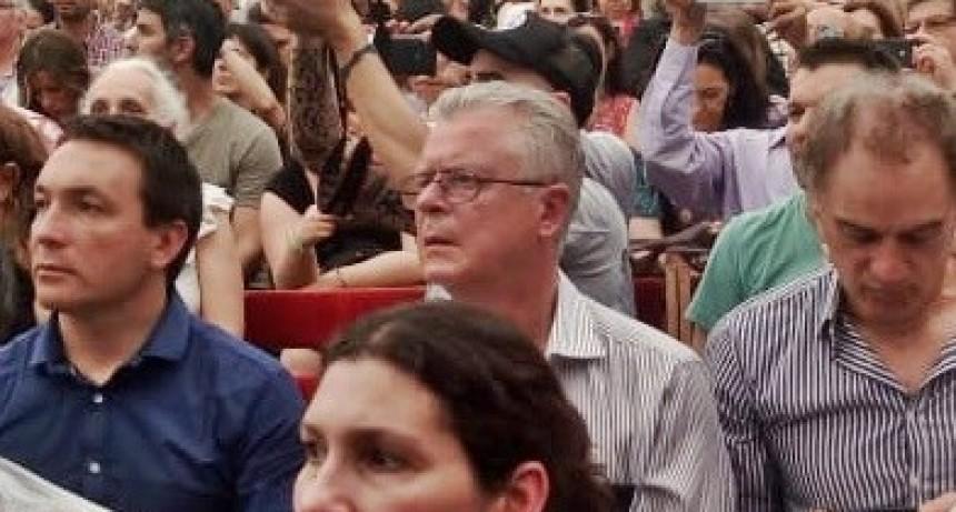 Rubén Romano, invitado especialmente  al Foro Mundial de Pensamiento Crítico