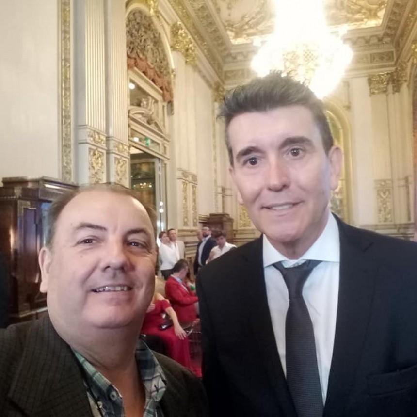Miguel Angel Cherutti: esperamos que Mar del Plata tenga una gran temporada