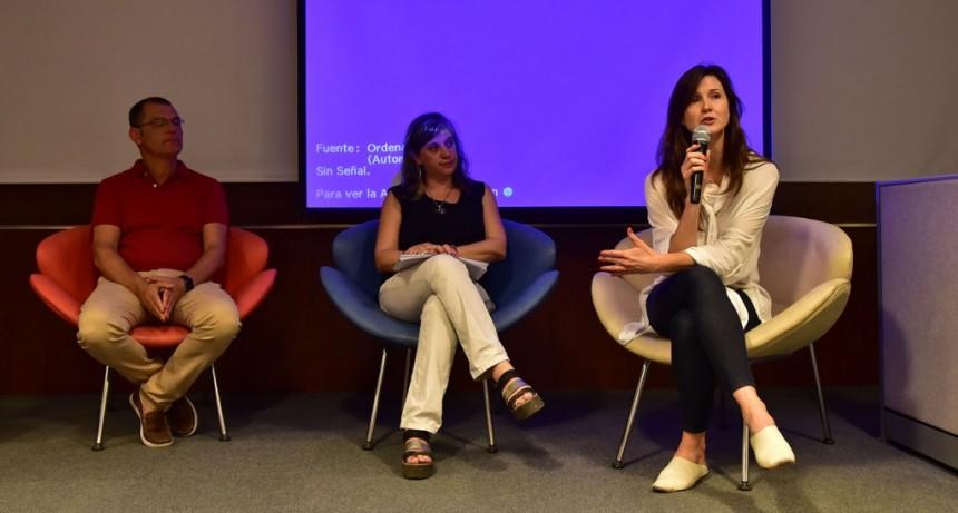 Con gran convocatoria, se realizó la 2º jornada para mujeres emprendedoras
