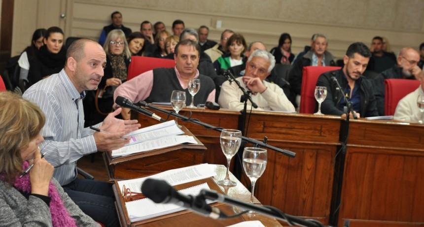 """Marco Colella: """"Vamos a tener un HCD  con sus bases en el dialogo, la transparencia y el consenso"""""""