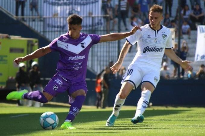 Villa Dálmine logró su primer triunfo como visitante del torneo