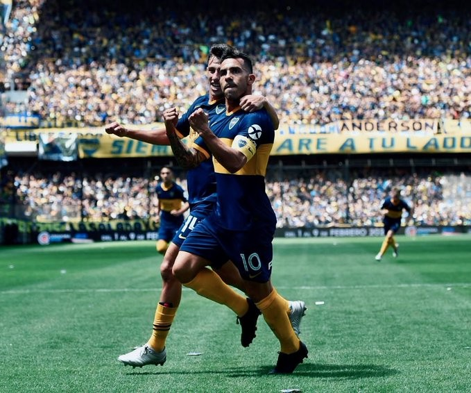 Boca Juniors logró un importante triunfo ante Arsenal de Sarandí
