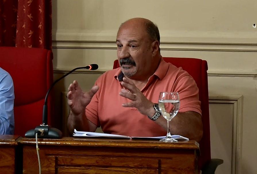 """Cazador destacó el """"aluvión de votos"""" de Abella y pidió la renuncia del presidente del HCD"""