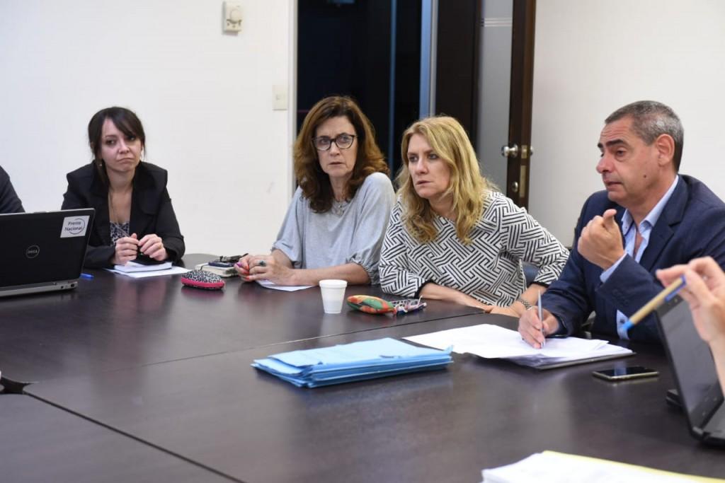 Última sesión del año :  La diputada Lordén destacó el trabajo realizado desde la Comisión de Salud