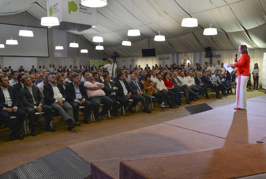 VIDAL ENCABEZÓ UNA  REUNIÓN DE GABINETE AMPLIADO: