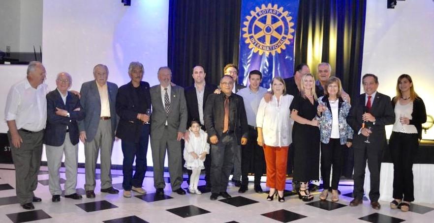 Rotary Club Campana festeja su 80º aniversario