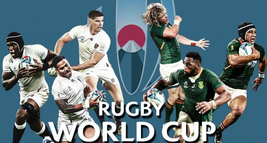 Sudáfrica venció a Inglaterra y es campeón del mundo
