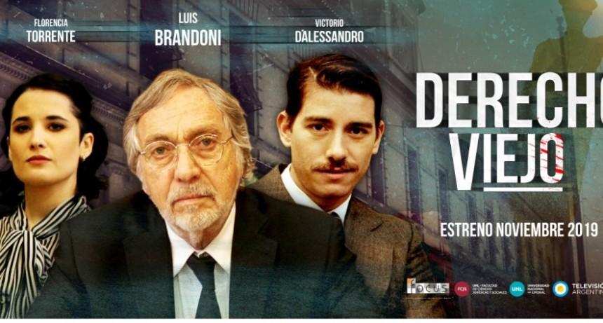 El 21 de noviembre estrena la miniserie