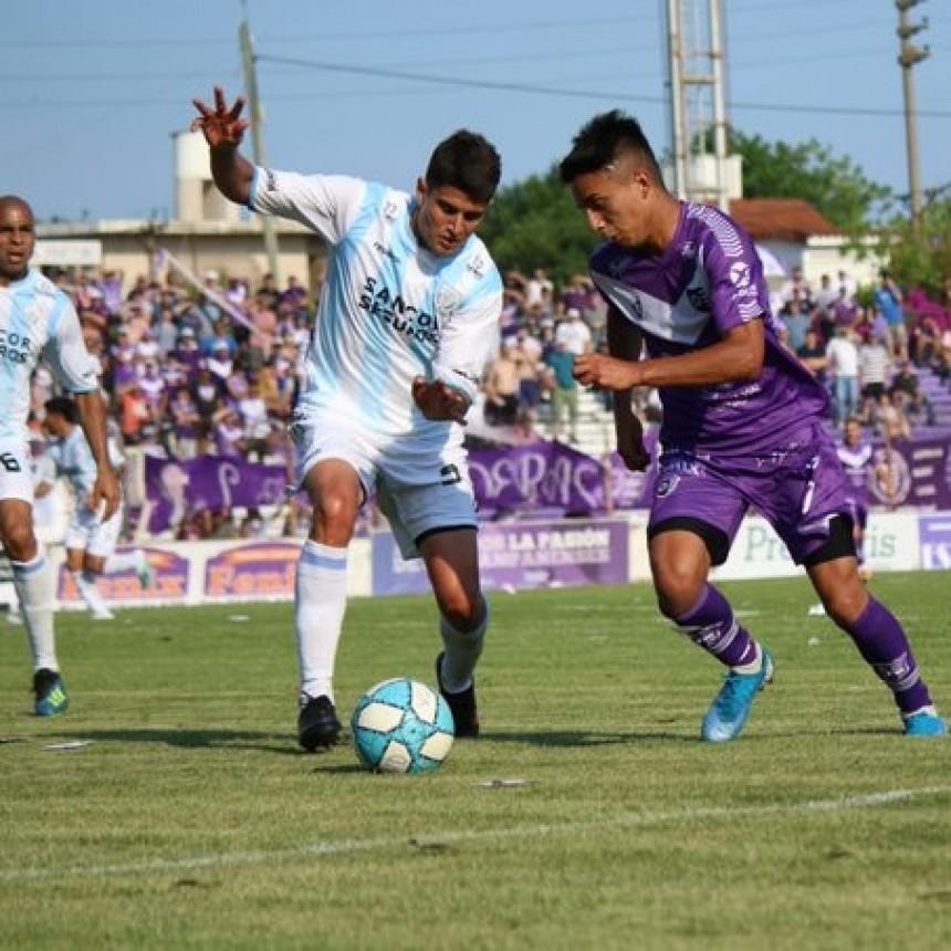 Villa Dálmine empató sin goles con Atlético de Rafaela