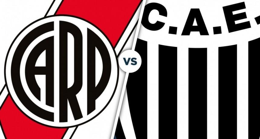 River Plate y Estudiantes de Buenos Aires se enfrentan por un cupo en la Final
