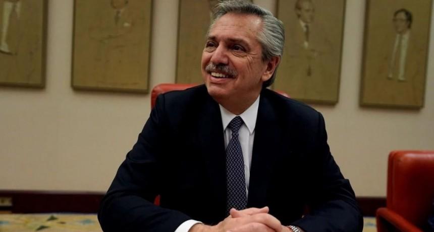 Alberto Fernández: Vamos a proponer un plan económico sostenible y un acuerdo de pago que podamos cumplir, pero sin más ajuste