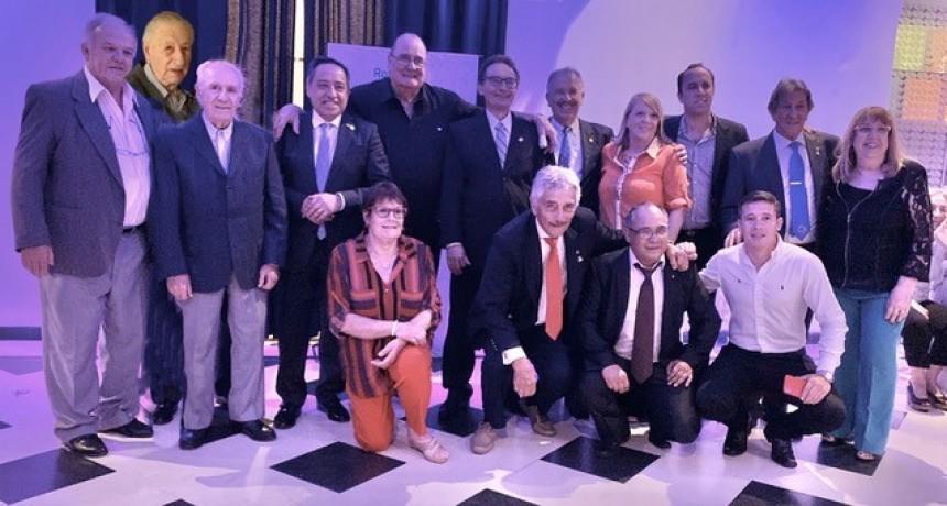 Rotary Club Campana realizó su tradicional Cena Anual