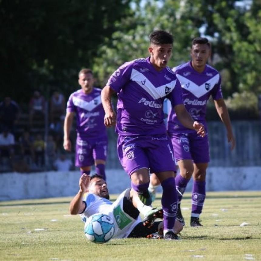 Villa Dálmine fue derrotado por Gimnasia y Esgrima de Jujuy 1 a 0