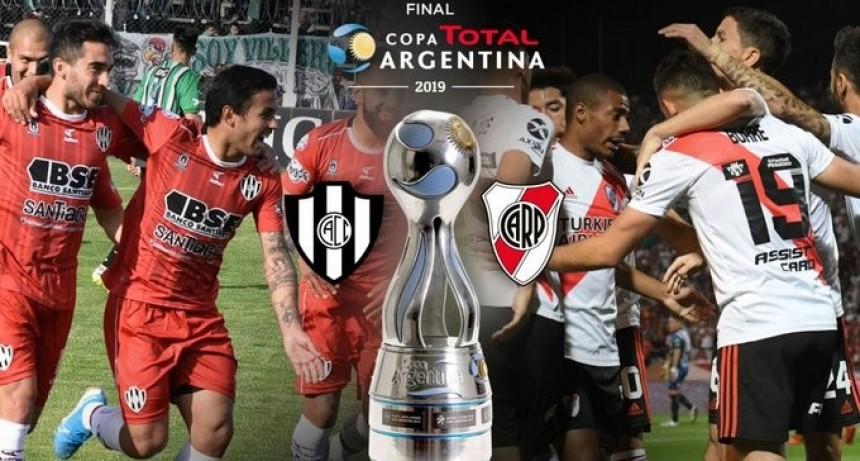La final de la Copa Argentina se disputará el viernes 13 de diciembre