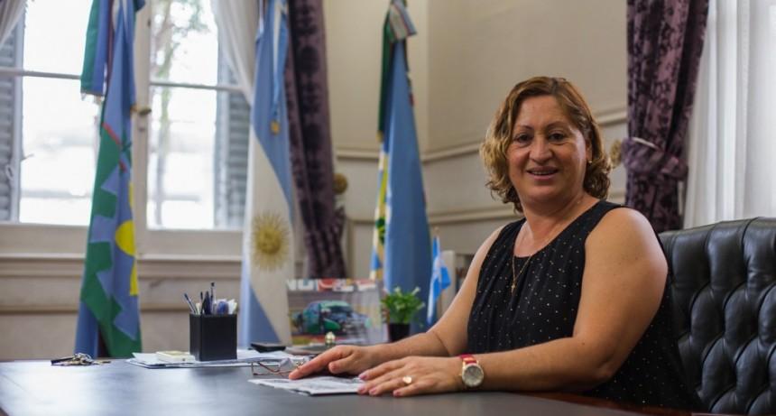 Norma Ibarra: Es un orgullo como mujer ser intendenta de mi querida ciudad