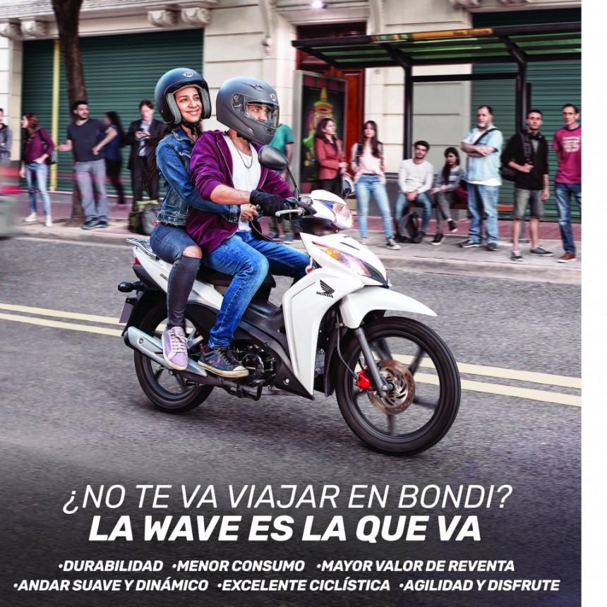 HONDA MOTOS ESTRENA NUEVA CAMPAÑA PUBLICITARIA: