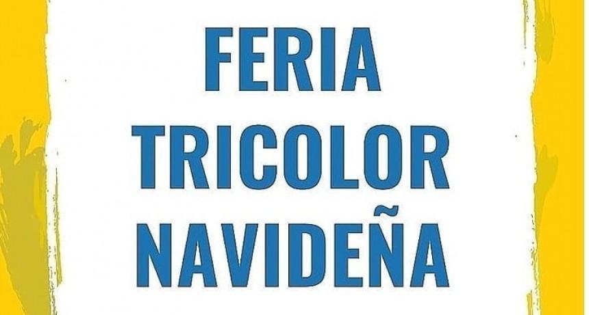 Feria Navideña Tricolor en el Club Ciudad de Campana