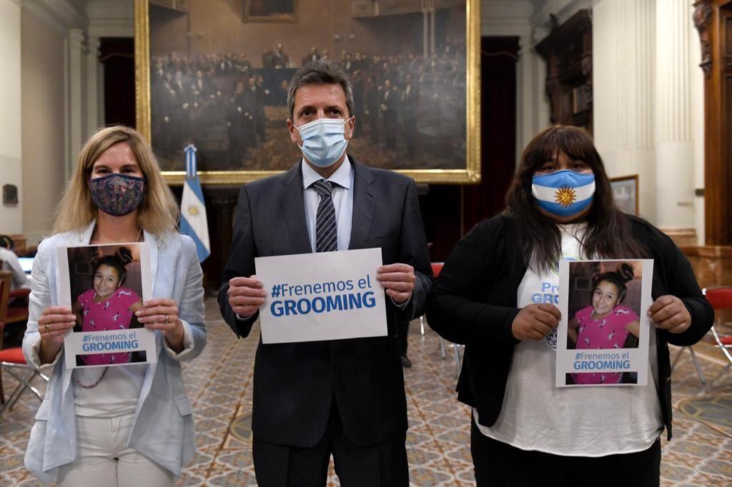 La Cámara de Diputados aprobó por unanimidad y convirtió en ley Programa Nacional de Prevención y Concientización del Grooming