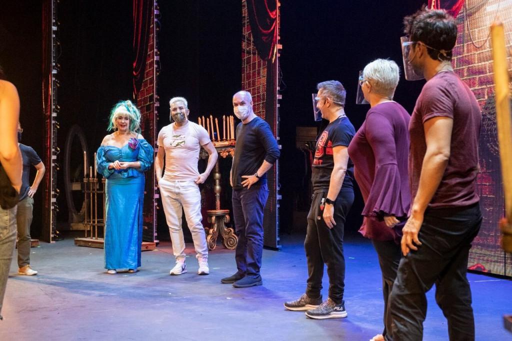 El jefe de Gobierno porteño visitò el Teatro Broadway