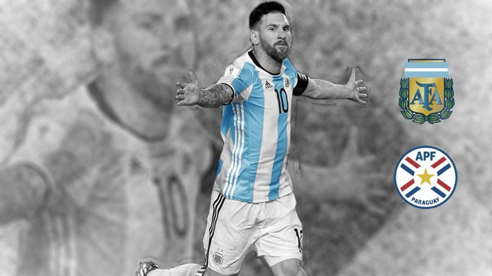 Argentina recibe a Paraguay para seguir en lo más alto de las Eliminatorias