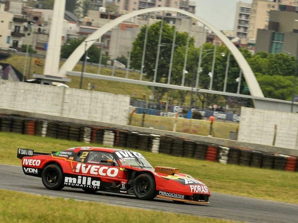 José Manuel Urcera ganó la final en el Autódromo de Buenos Aires