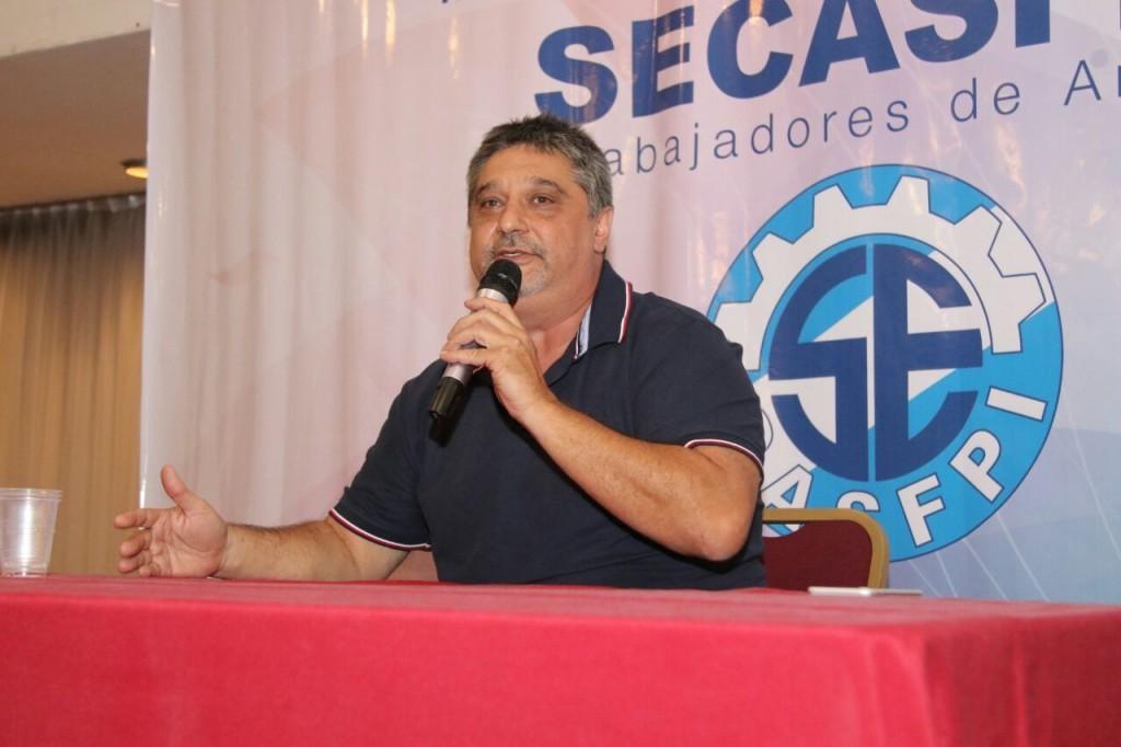 Carlos Ortega : la reuniòn con el Ministro de Agricultura fue muy positiva