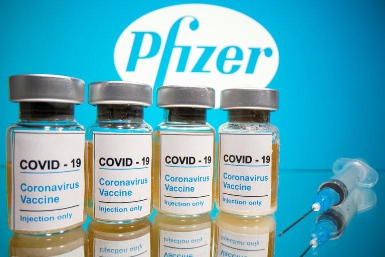 Pfizer anunció que su vacuna previene el covid-19 en más del 95% de los casos