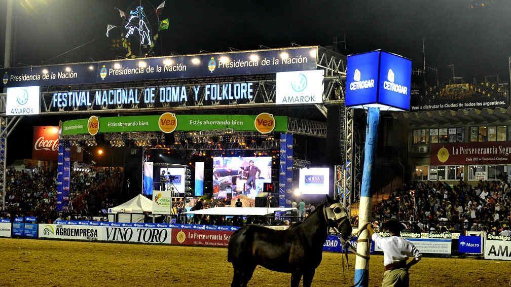Suspenden edición 56º del Festival Nacional de Doma y Folklore de Jesús María