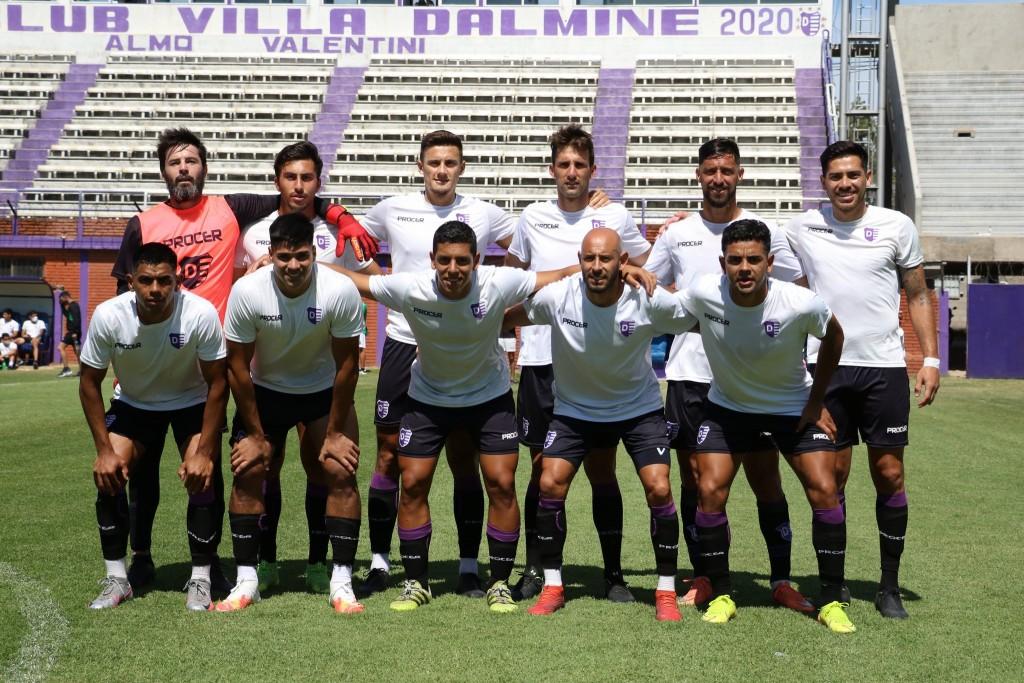 Federico Recalde se refirió a la preparación de Villa Dálmine de cara al próximo partido