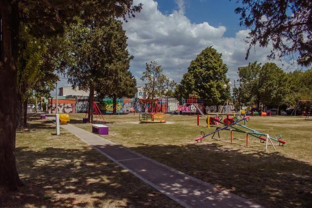 El Intendente felicitó a los vecinos por el 50° aniversario del barrio Dálmine Nuevo