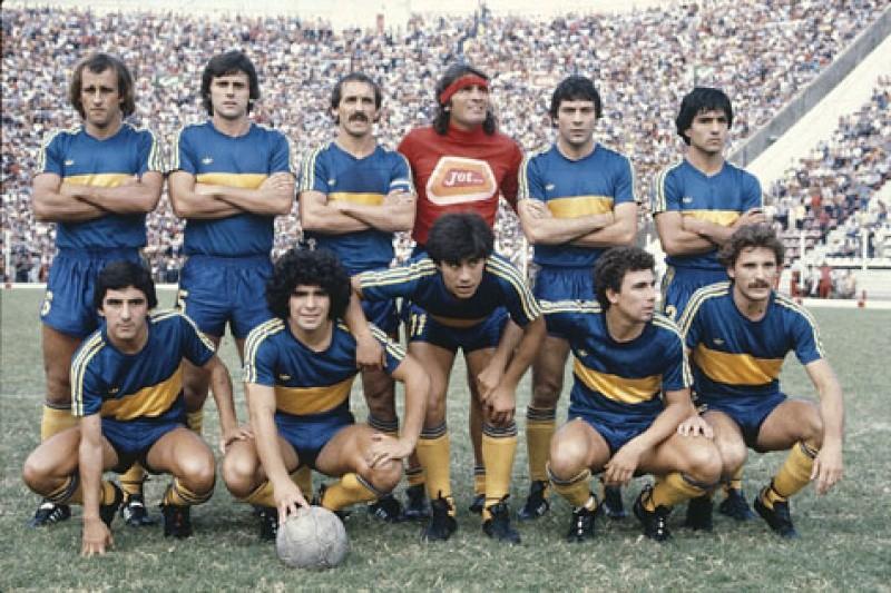 "Hugo Perotti en ""Fútbol Con Estilo Boca"""