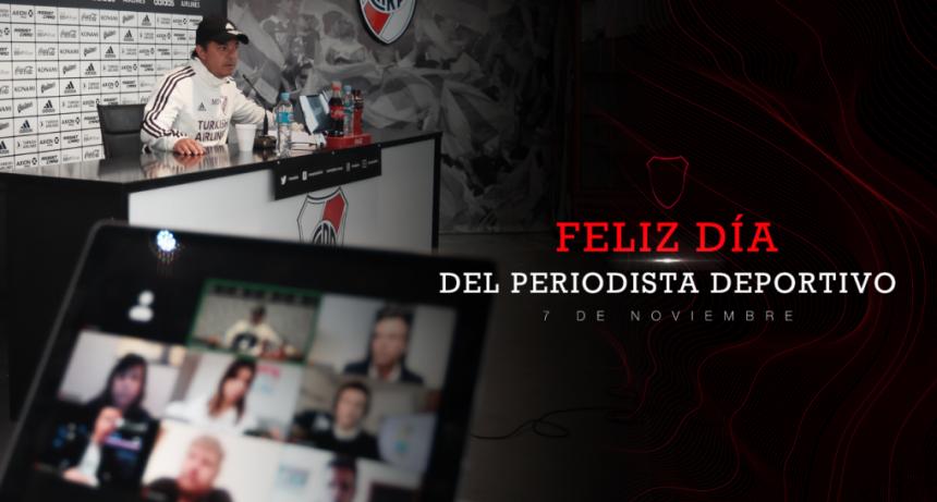 ¡Feliz Día del Periodista Deportivo!
