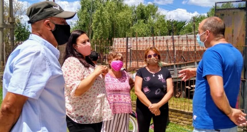 Concejales FdT : A los vecinos de La Josefa, más que incumplirle  una promesa, les han mentido en la cara