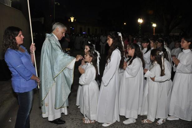 Campana conmemoró el Día de la Inmaculada Concepción de María