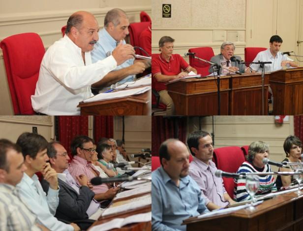 Por mayoría el HCD le dio la aprobación al presupuesto 2015 enviado por el Gob. Municipal.