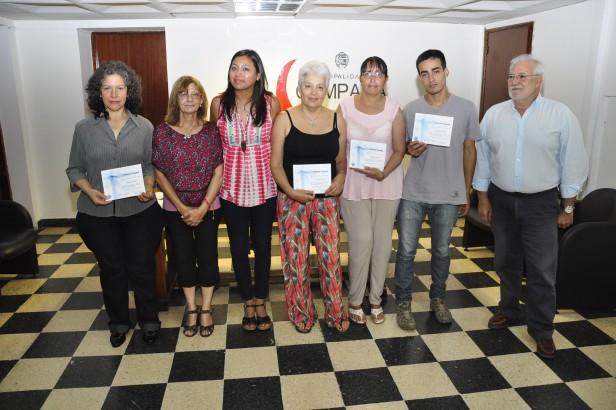 Participantes de los Programas Promotores Ambientales y Campana Recicla en Industrias recibieron sus certificados