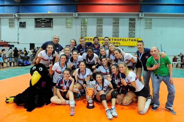 San Lorenzo de Almagro se consagró campeón del torneo de División de Honor