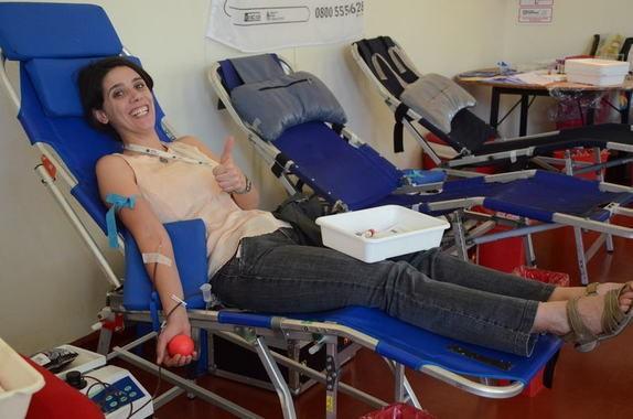 Se realizaron las 27ªjornada de donaciòn voluntaria de sangre organizada por AXION ENERGY